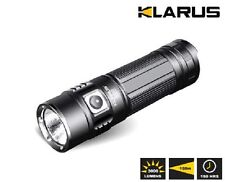 Klarus G20 High Power 3000 LUMEN Mini Dual-Switch Super-Bright Flashlight