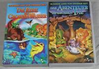 2 VHS Kinderfilme Videos - In einem Land vor unserer Zeit   / S201