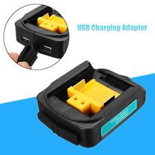 USB Charging Adapter For Makita ADP05 BL1815 BL1830 BL1840 BL1850 1415 14V-18V