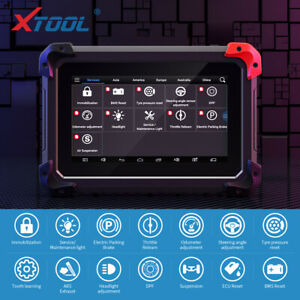 XTOOL EZ400 PRO Car OBD2 Scanner Full Systems Key Program ABS DPF SAS Diagnosis