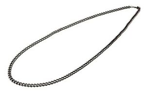 phiten necklace titanium carbide chain necklace 65cm from japan