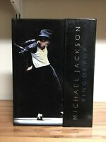 Michael Jackson Diary Journal with Lined Ruled Pages King of Pop VERY GOOD con