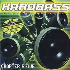 Hardbass Chapter 5 - Five - 2CD MIXED - HARDSTYLE HARD TRANCE