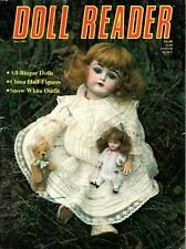 Doll Reader Magazine May 1985 - All Bisque Dolls, China Half Figures, Snow White