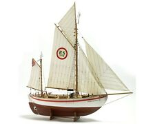 "Beautiful, brand new wooden model ship kit by Billing Boats: the ""Colin Archer"""
