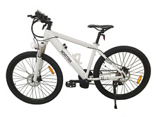 Inbuilt Battery, center motor e-bike. 26 inch wheel