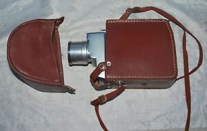 Vintage Kodak Zoom 8 Reflex Camera With Original Case