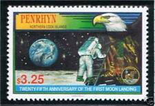 Elizabeth II (1952-Now) Space Cook Islander Stamps (Pre-1965)