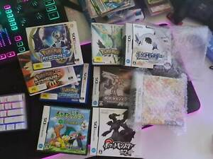 Pokemon / lot - Heart Gold, Pearl, alpha sapphire and much more!!