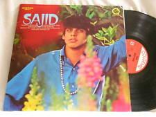 "SAJID KHAN ""Sajid"" Colgems COS 114 stereo LP Maya TV & Film star"