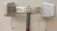 Diversity LTE Antennas with Pole Mount - Complete Directional Kit