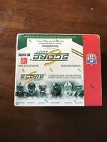 2007 Score Football Factory Sealed Box 36 Packs. Peterson Revis Etc.