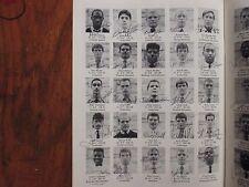 1987 Defiance College Football Program(80 Sign/BOB KUSSMAUL/DON WINK MARTINDALE)