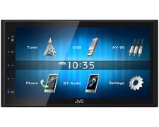 JVC kw-m24bt 2-din Moniceiver BLUETOOTH VIVAVOCE USB Autoradio