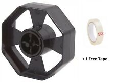 1 X Replacement Spare Sellotape Tape Dispenser Wheel +1 Free Tape