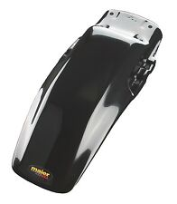 NEW MAIER HONDA XR80 85 - 00 BLACK PLASTIC REAR MOTORCYCLE FENDER GUARD