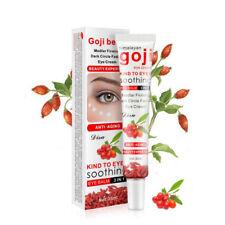 Baya De Goji Crema Facial Cuidado Piel Blanqueamiento de Cara Crema de Ojos Anti Envejecimiento Arruga