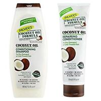 Palmers Coconut Oil Formula Conditioning Shampoo 400ml & Repairing Conditioner 2