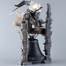 """ASSASSIN'S CREED LEGENDARY ALTAIR STATUE THE ASSASSIN ON THE BELL 11"""" PVC FIGURE"""