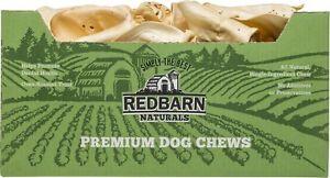 Redbarn Dog Natural Cow Ear Free Shipping
