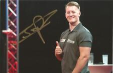 Darts: Josh Payne 'The Maximum' Signed 6x4 Action Photo+Coa