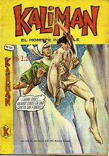 Kaliman El Hombre Increible #431 - Marzo 2, 1974 - Mexico