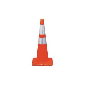 3M™ Reflective Traffic Safety Cone, 90129-R, 28 in, Orange