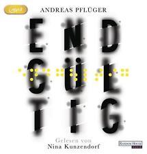 + Pflüger Andreas : Endgültig 3er MP3 HörBuch NEU Ungekürzte Lesung