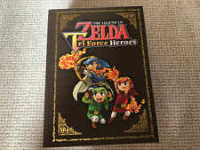 The Legend Of Zelda: Tri Force Heroes - Official Strategy Guide - Prima Games