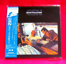 Crosby, Stills & Nash CSN MINI LP CD JAPAN WPCR-15253