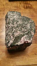 Pink Crystal Geodie Mineral Specimen - Unknown