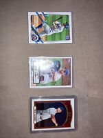 Pete Alonso New York Mets 3 card lot 2021 Heritage White Chrome /999. 1952 Redux