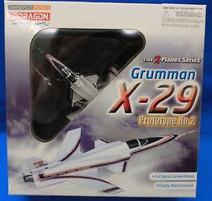 DRAGON WINGS 51039 Plastic Model GRUMMAN X-29 Proto # 2 Scale 1:144 Ready Made