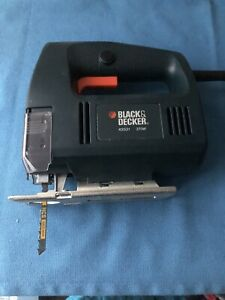 Black and Decker  240v Jigsaw with Good Blade and a Years PAT Test
