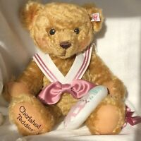 Steiff Christopher Bear EAN 666681 Ltd Ed, Fr 2002