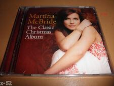 MARTINA McBRIDE holiday CD Classic CHRISTMAS ALBUM silver bells ELVIS dean mart
