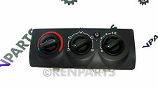 Renault Clio II PH2 2001-2006 Blower Heater Control Circulation Panel 8200147157