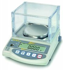 Tubo di precisione aage Bilancia da laboratorio KERN EG 420-3NM : Non calibrato