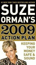 Suze Orman's 2009 Action Plan by Suze Orman (2008, Paperback) free shipping!!!!!