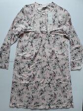 Marks & Spencer Pink Floral nightwear dress Size 6-8 New & Tagged Nightie Sleep