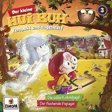 Hörbücher und Hörspiele Hui Buh Europa mit Audio-CD