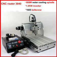 CNC Router 3040 800W spindle cnc engraver engraving milling desktop machine
