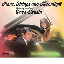 Piano, Strings And Moonlight - The Many Moods Of Dave Grusin
