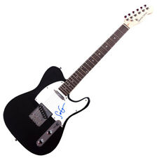 Sean Lennon Autographed Signed Telecaster Style Guitar UACC RD COA AFTAL