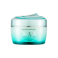 Nature Republic Super Aqua Max Combination Watery Cream - 80ml ROSEAU