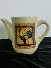 Rooster teapot by Bay Island Inc.