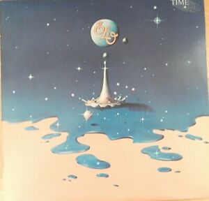 LP TIME  ELECTRIC LIGHT ORCHESTRA (ELO)