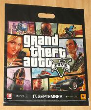 Grand Theft Auto V GTA 5 promotional Shopping Bag / Tüte