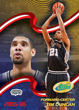 TIM DUNCAN 2005-2006  ETOPPS IN HAND ONE OF ONLY 1000