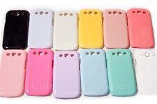Kawaii Cute Candy Color Samsung Galaxy S3 i9300 Hard Plastic Case DIY Deco PICK